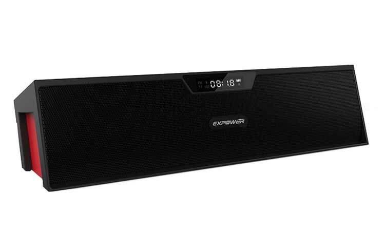 Offerte Amazon: speaker Bluetooth 10 Watt e micro SD a soli 28€!