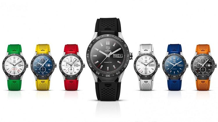 TAG Heuer è al lavoro su una nuova serie di smartwatch