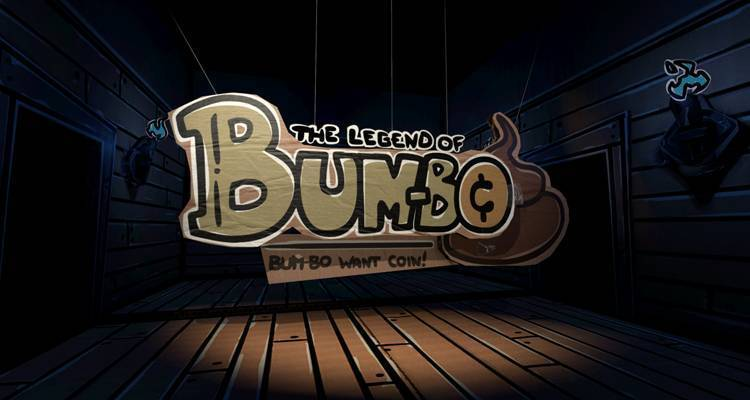 The Legend of Bum-Bo the binding of isaac