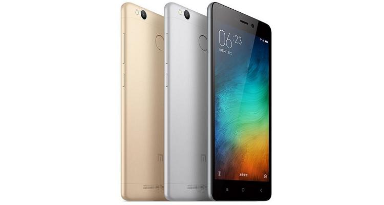 Xiaomi presenta Redmi 3 Pro: specifiche tecniche e prezzo