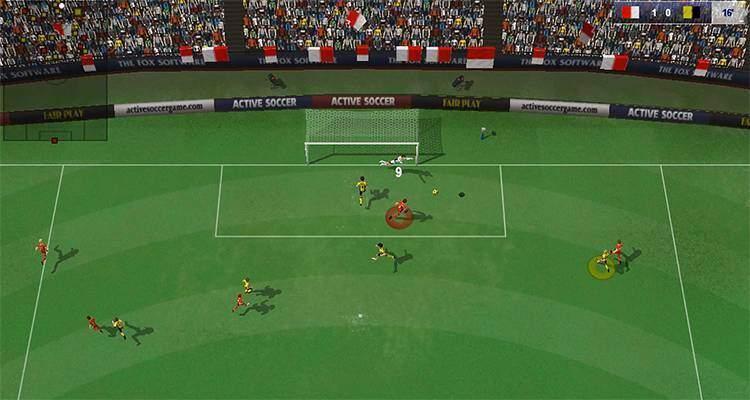 Active Soccer 2 DX recensione 02