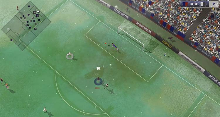 Active Soccer 2 DX per Xbox One – Recensione
