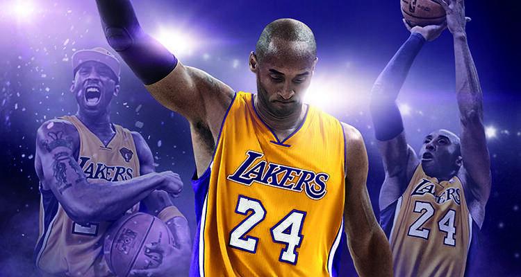 NBA 2K17, un'edizione da leggenda per Kobe Bryant