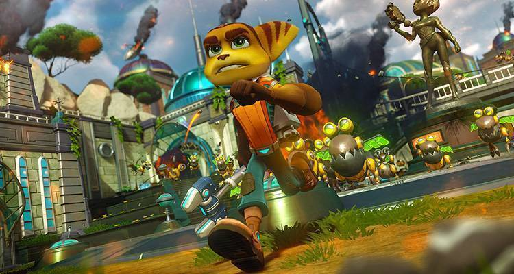 Ratchet and Clank PS4 recensione 03
