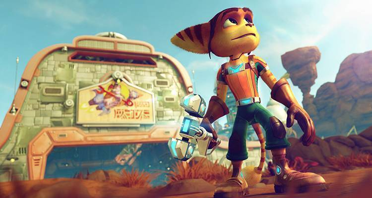 Ratchet and Clank – Recensione