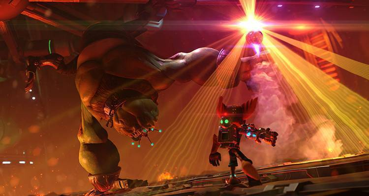 Ratchet and Clank PS4 recensione 05