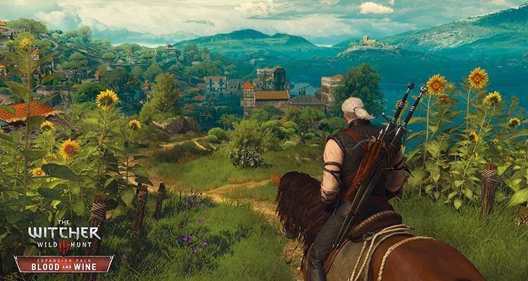 The Witcher 3: Blood and Wine, ecco le prime immagini ufficiali