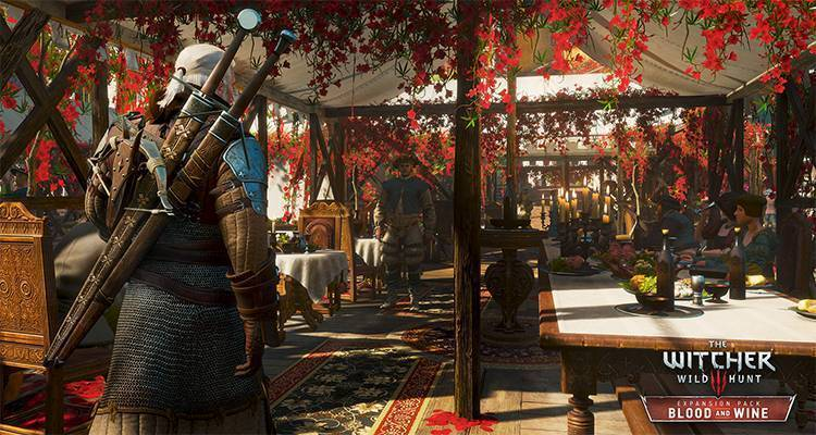 The Witcher 3 Blood and Wine screenshot 04