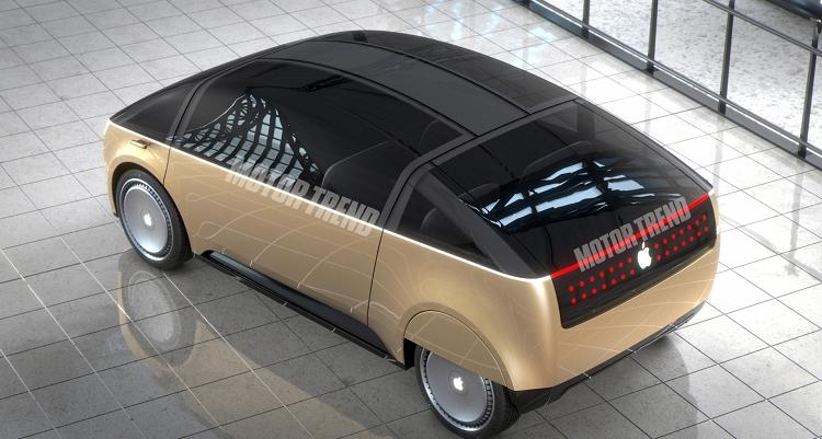 Apple Car appare in un incredibile concept di Motor Trend