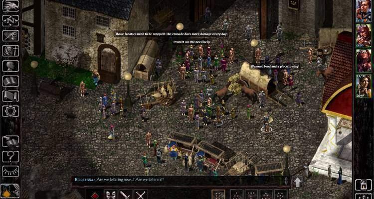 Baldur's GamerGate: Siege of Dragonspear