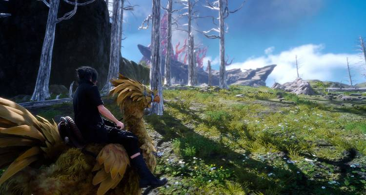 Final Fantasy XV, un video gameplay per la versione Xbox One