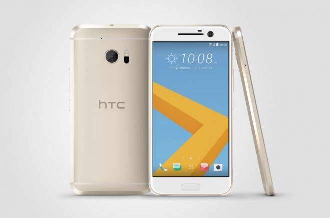 HTC 10 ha certificazione IP53 e bootloader sbloccabile