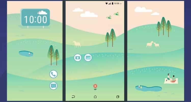 HTC Sense 8.0 avrà gli sticker: ecco una probabile anteprima
