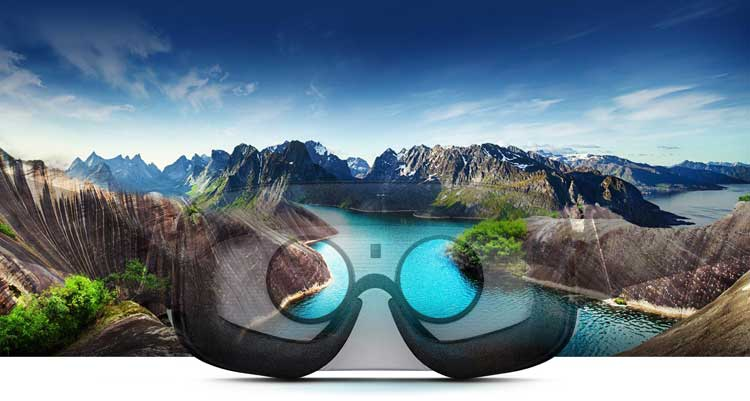 Realtà virtuale: Samsung pubblica video subacqueo a 360°