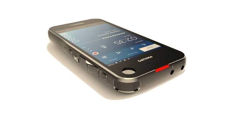 Il primo registratore Android è ufficiale!