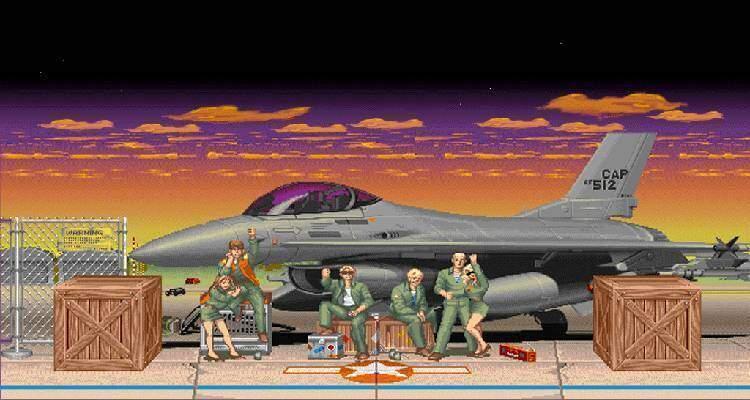 Street Fighter 5: un personaggio mima una fellatio sullo sfondo?