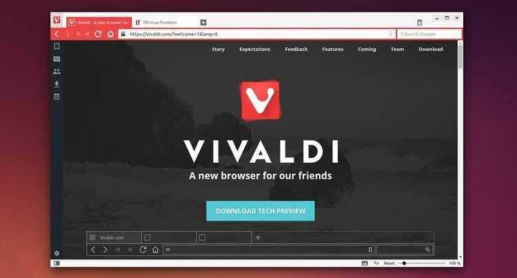 Vivaldi: rilasciato nuovo browser PC dall'ex CEO di Opera!