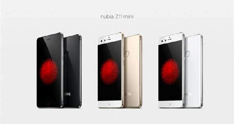 ZTE Nubia Z11 Mini è ufficiale: caratteristiche e prezzo