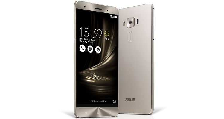 ASUS Zenfone 3 Deluxe, arriva una versione top di gamma