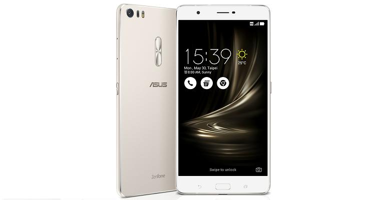 ASUS Zenfone 3 Ultra sbarca in Italia: prezzo a 649€