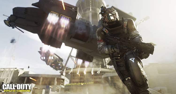 Un membro di EA DICE si scusa per i tweet su Call of Duty Infinite Warfare