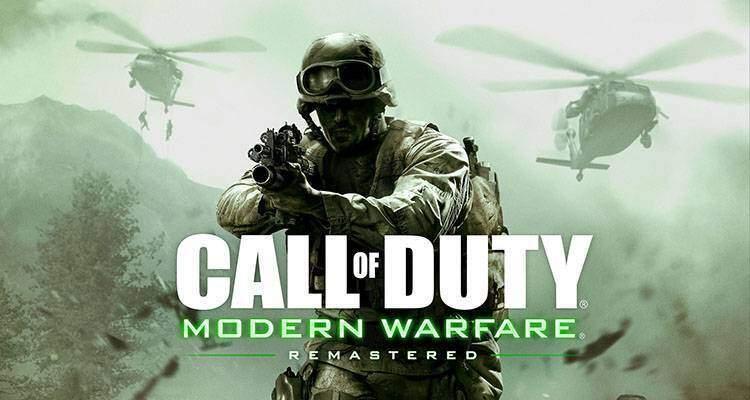 Modern Warfare Remastered necessiterà del disco di Infinite Warfare?