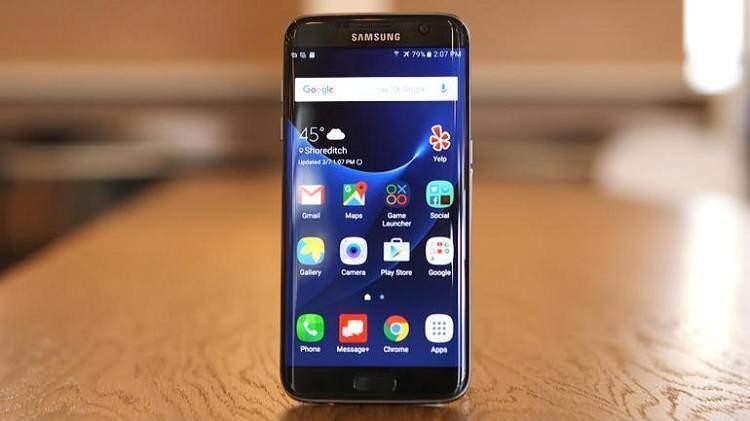 Samsung Galaxy S7 Edge premiato al Mobile World Congress 2017