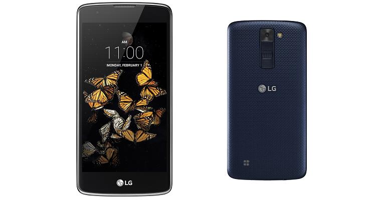 LG K8 4G è ufficiale: in vendita da Maggio a partire da 179€