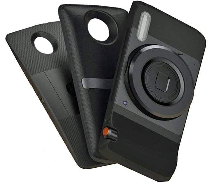 Motorola rilancia la modularità con 12 Moto Mods all'anno