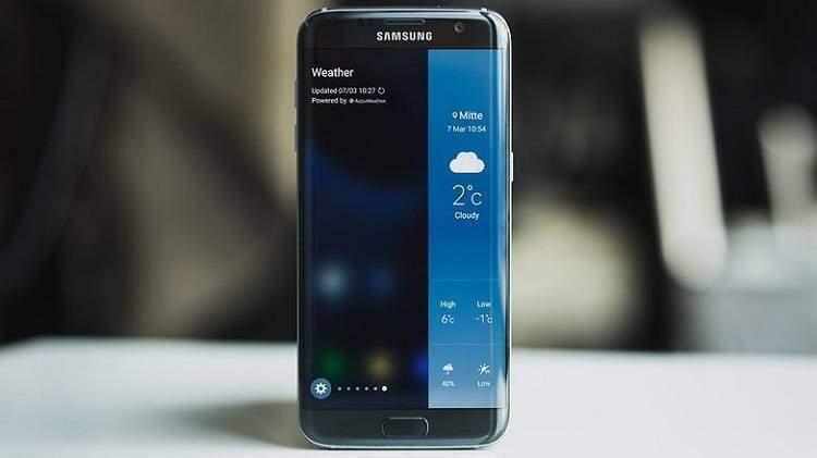 Samsung Galaxy S7 Edge eletto miglior smartphone del momento