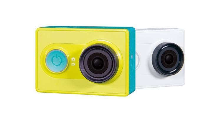 Xiaomi: possibile il lancio di una action cam a 360 gradi
