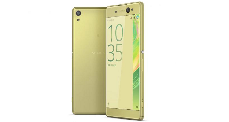 Sony Xperia XA Ultra: display da 6 pollici e selfie-cam da 16MP