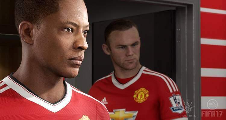 FIFA 17 EA pubblica le prime immagini ufficiali del gioco