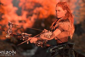 Horizon Zero Dawn PS4 e3 sony