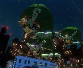 Teenage Mutant Ninja Turtles Mutanti a Manhattan Recensione 02