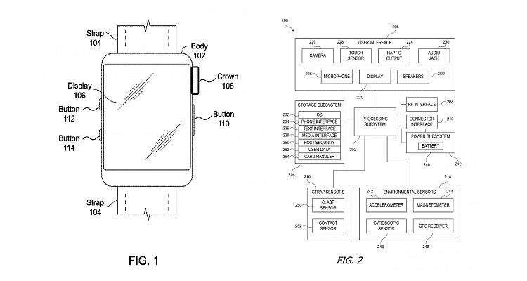 Apple Watch 2 forse avrà anche una fotocamera integrata