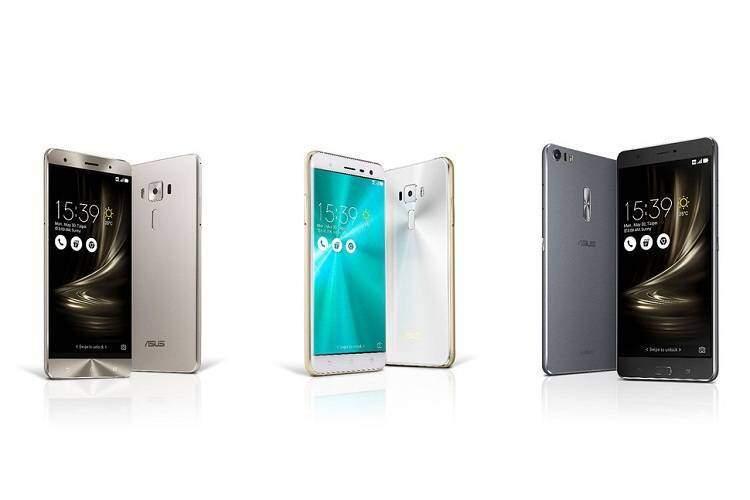 ASUS Zenfone 3 Deluxe, la nuova versione con Snapdragon 821