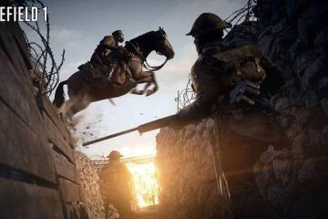 battlefield 1 gameplay e3