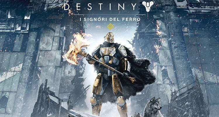 Destiny: I Signori del Ferro è ufficiale, primo trailer e informazioni