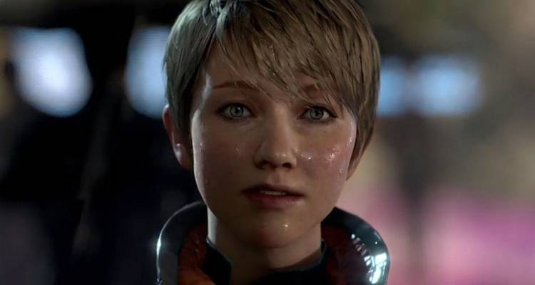 E3 Sony: Detroit Become Human cambia pelle