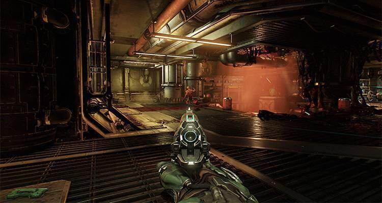 Doom: arriva domani il primo aggiornamento con Modalità Foto