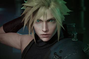 final fantasy 7 remake cloud