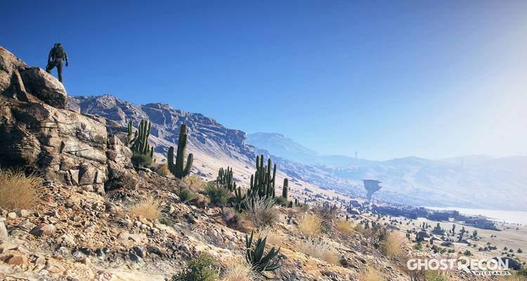 E3 Ubisoft: storia, gameplay e data di uscita di Ghost Recon Wildlands
