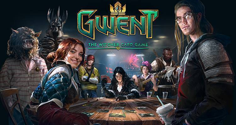 Gwent The Witcher Card Game entra in beta aperta