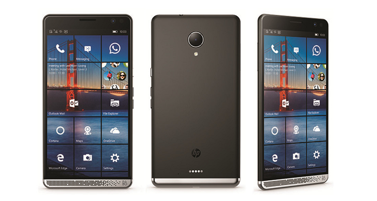 Windows 10 Mobile, HP Elite x3: uscita imminente in 2 colorazioni