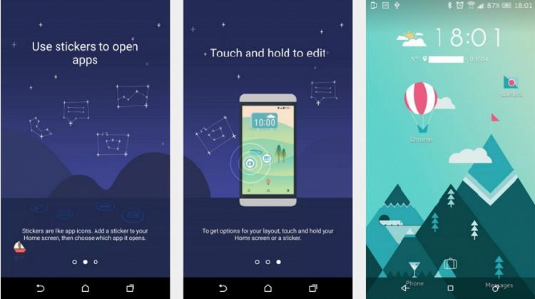 HTC apre la nuova Sense Home 8 a smartphone di altre marche