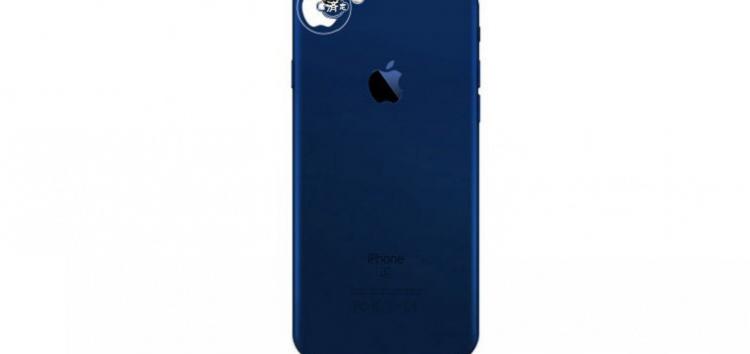 iPhone 7, arriva il colore Deep Blue?