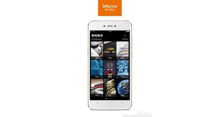 Imoo: trapelano immagini del primo smartphone dell'azienda di BBK