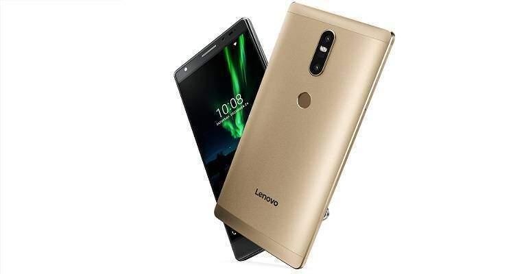 Lenovo annuncia i phablet PHAB2 e PHAB2 Plus