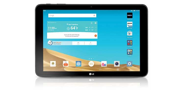 LG G Pad X 10.1 si aggiorna ad Android 6.0 Marshmallow